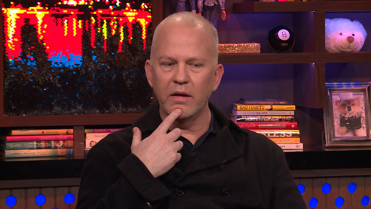 Ryan Murphy on Casting Bill Clinton & Monica Lewinsky