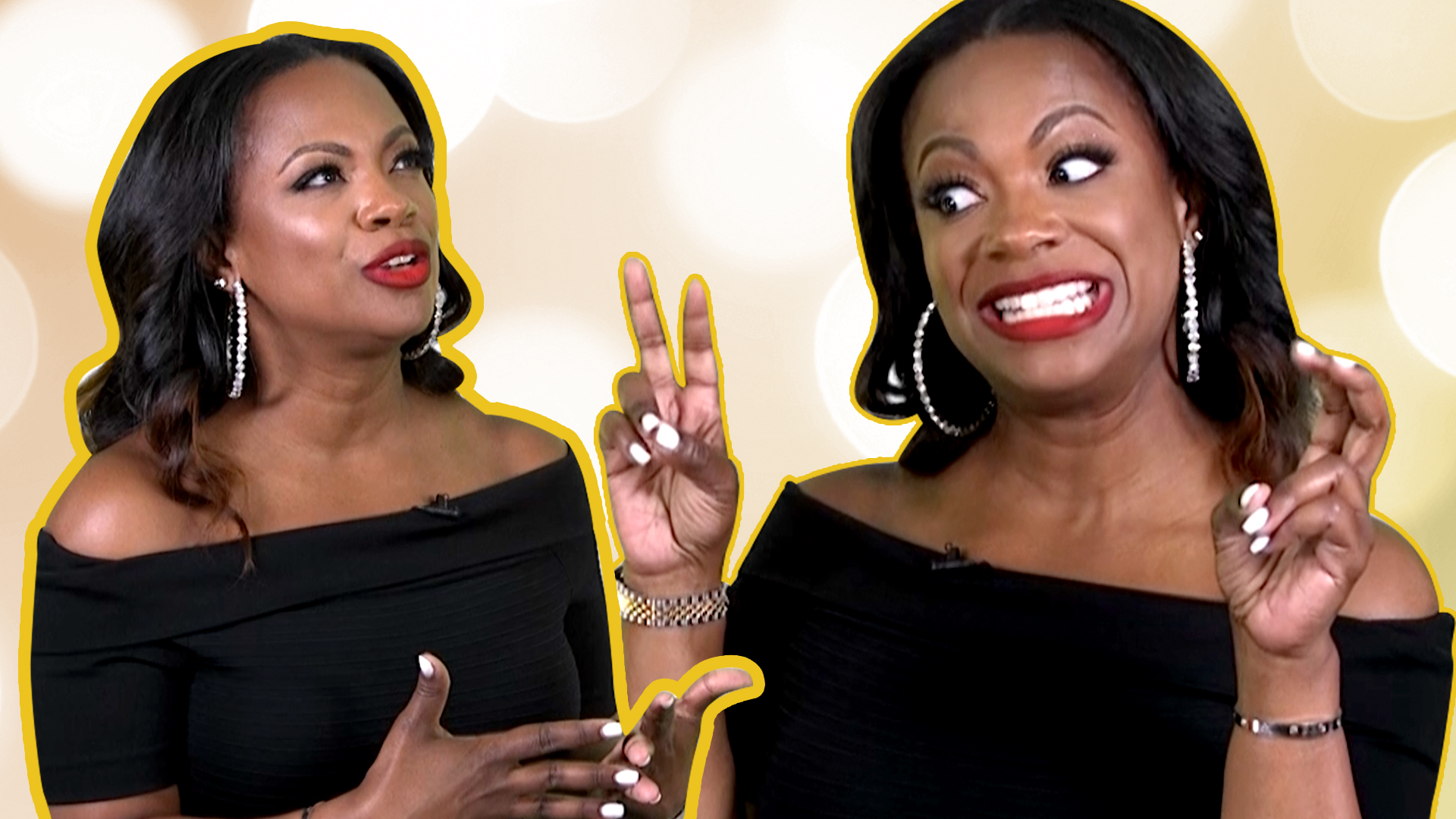 Kandi Burruss Opens up About Her 'Hood Moments' on RHOA