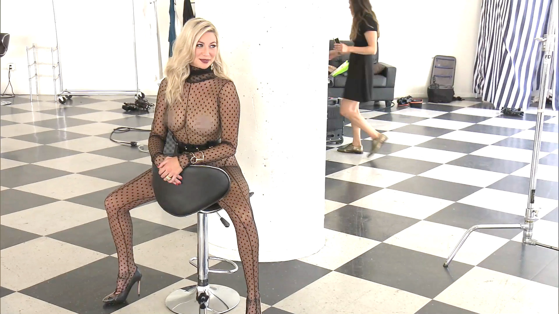 Stassi schroeder topless