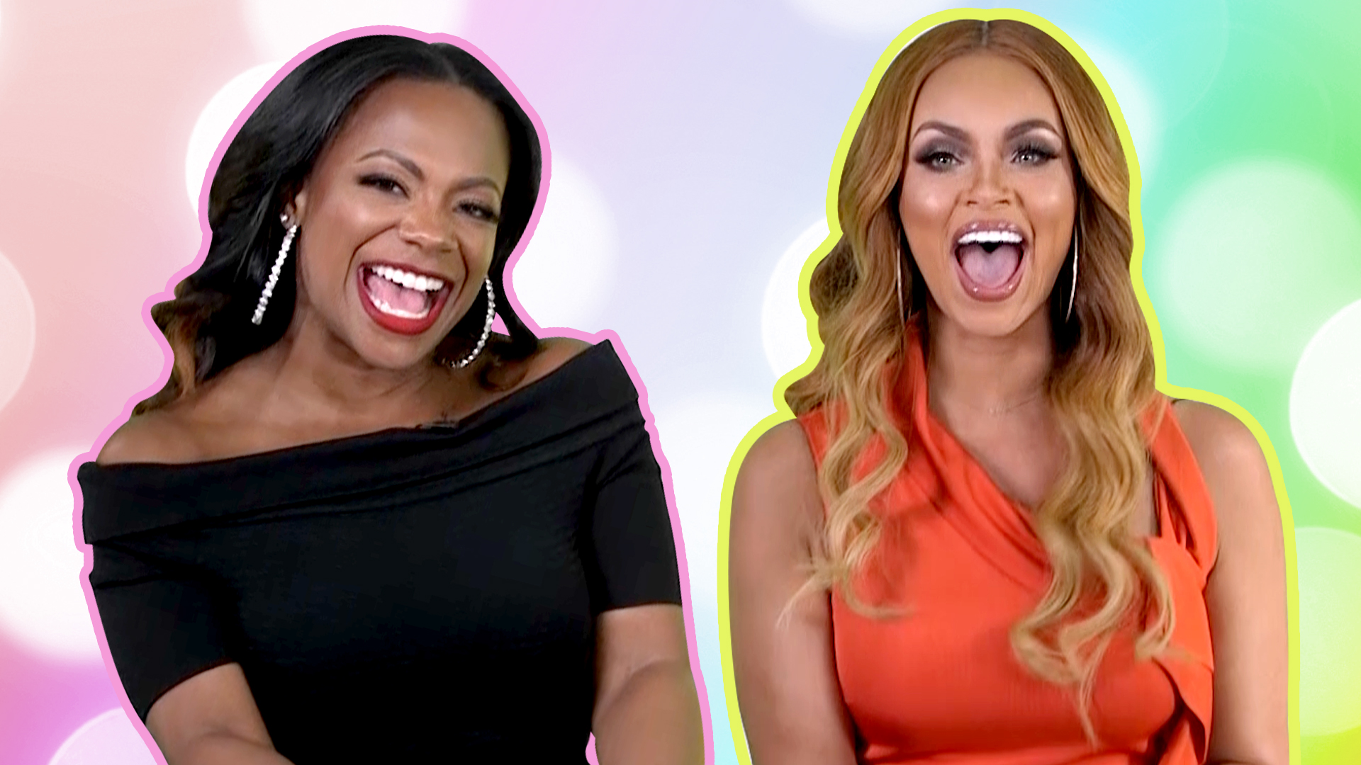 Will Kandi Burruss and Gizelle Bryant Take Their 'Girl-mance' to the Next Level?