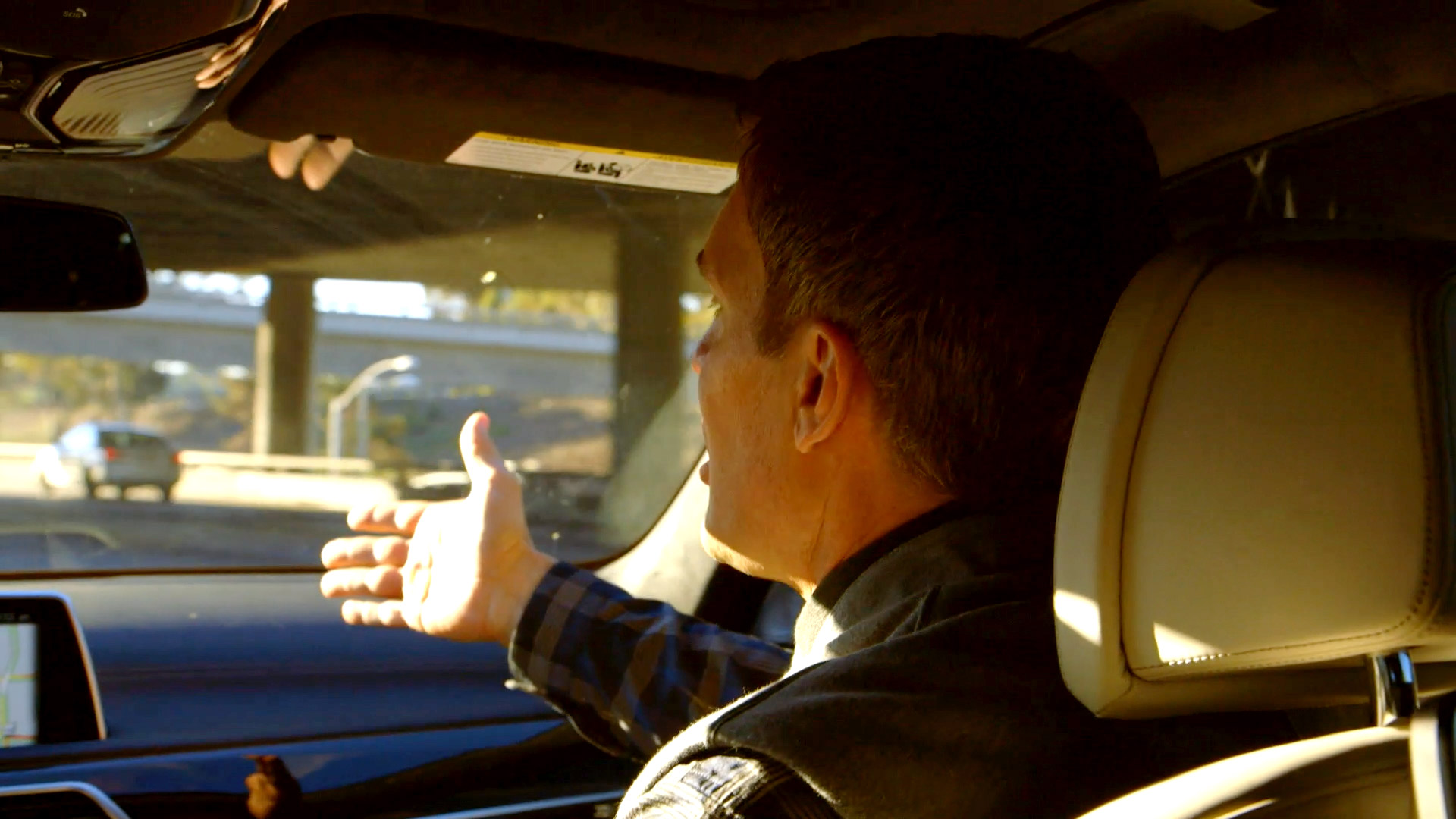 It's a Bumpy Ride as Jeff and Gage Clash in the Fast Lane