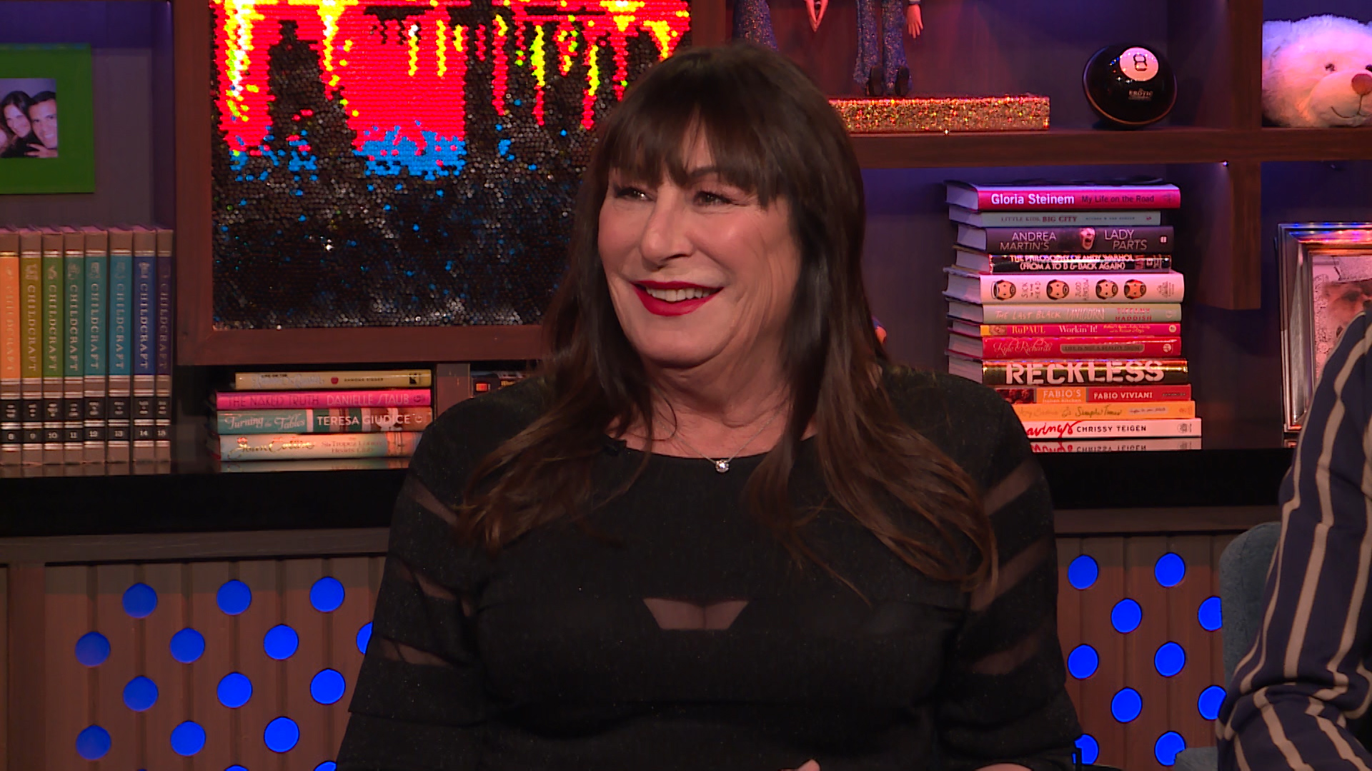 Anjelica Huston Turned Down Kathy Bates' Role in 'Misery'