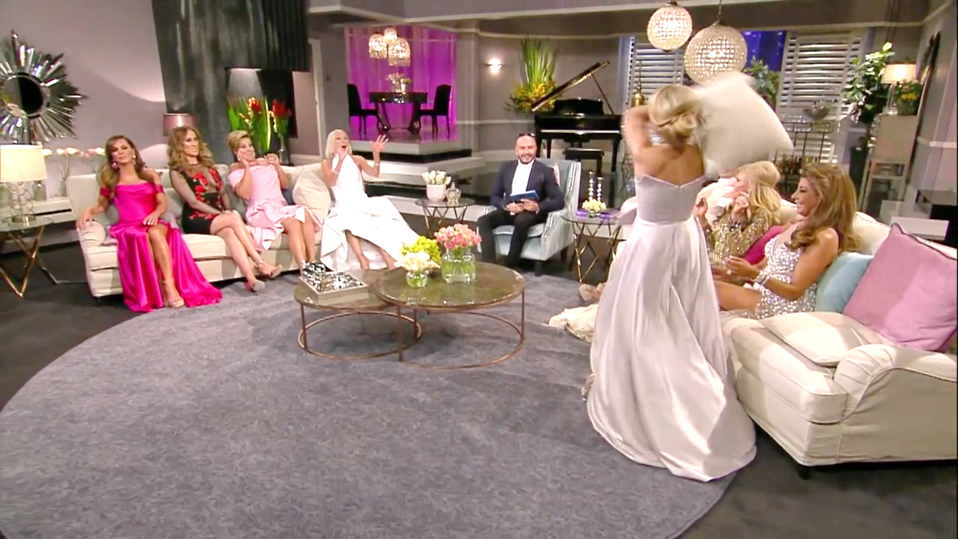 #RHOMelbourne Reunion: More than Insults Are Thrown