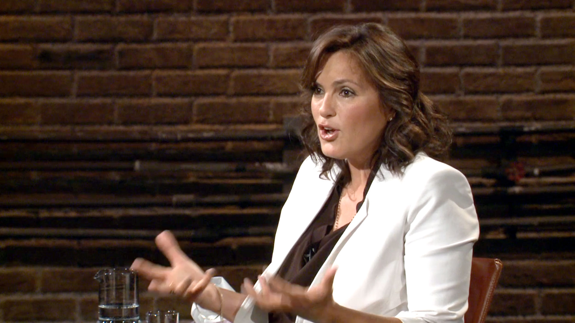 #KilledIt: Mariska on her Audition for 'ER'