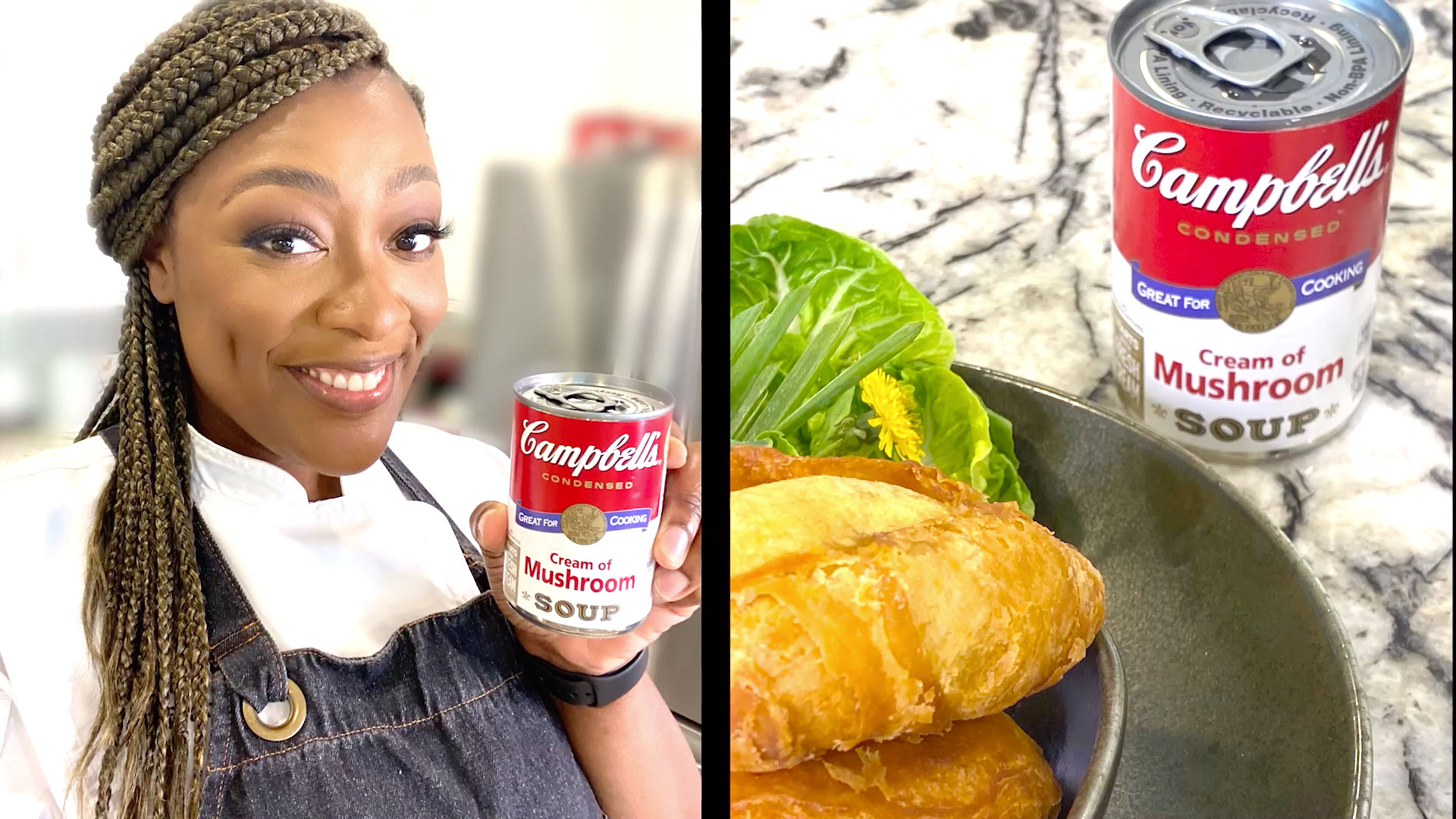 Chef Tiffany's Savory Stuffed Beignets