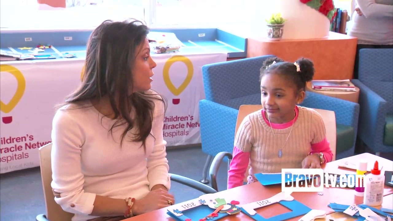 Bethenny Gives Back