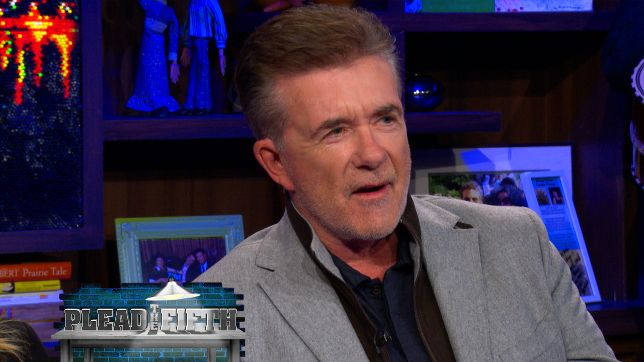 Alan Thicke Plays Plead the Fifth!