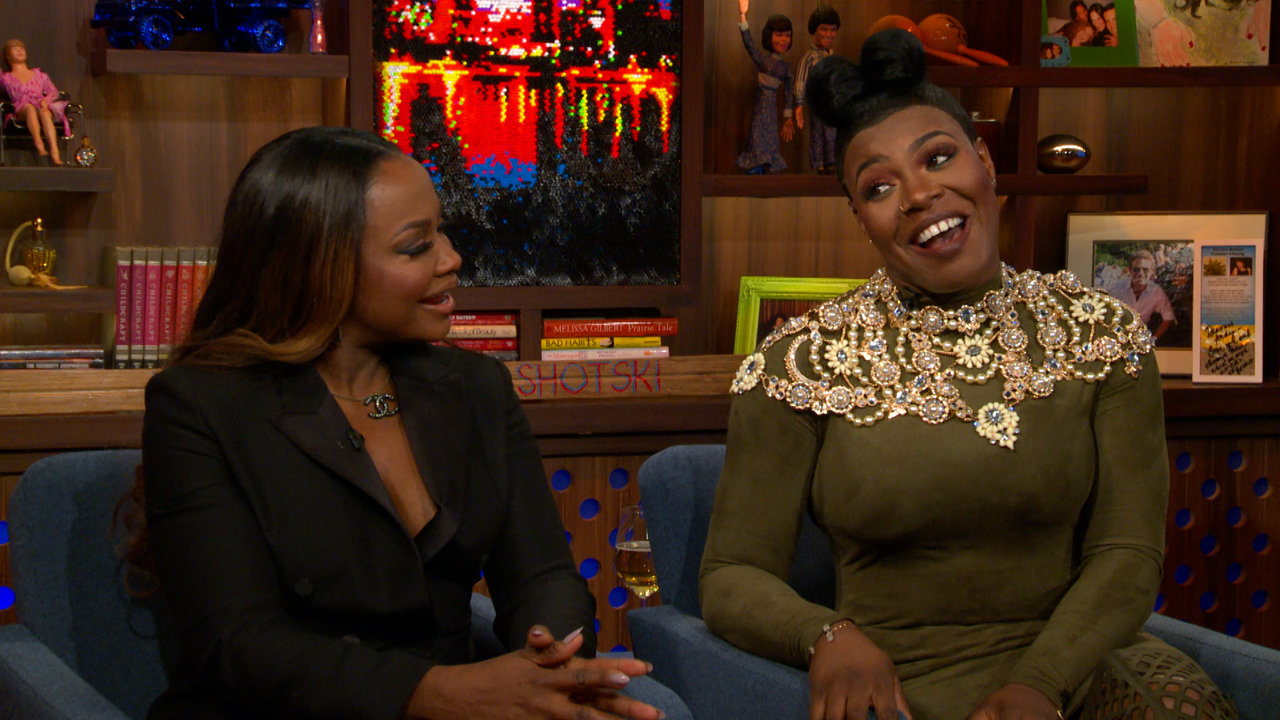 After Show: Ta'Rhonda on Terrence Howard