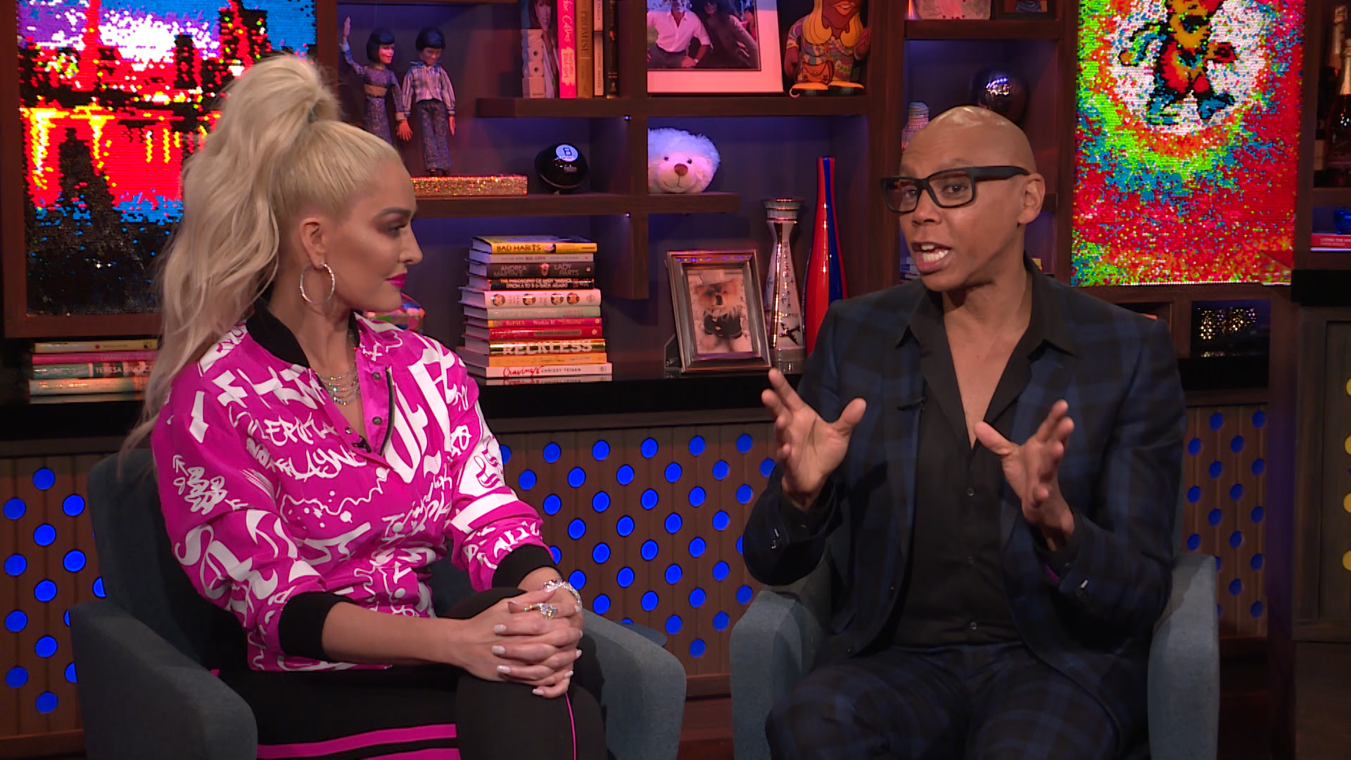 After Show: Andy Cohen's Drag Name
