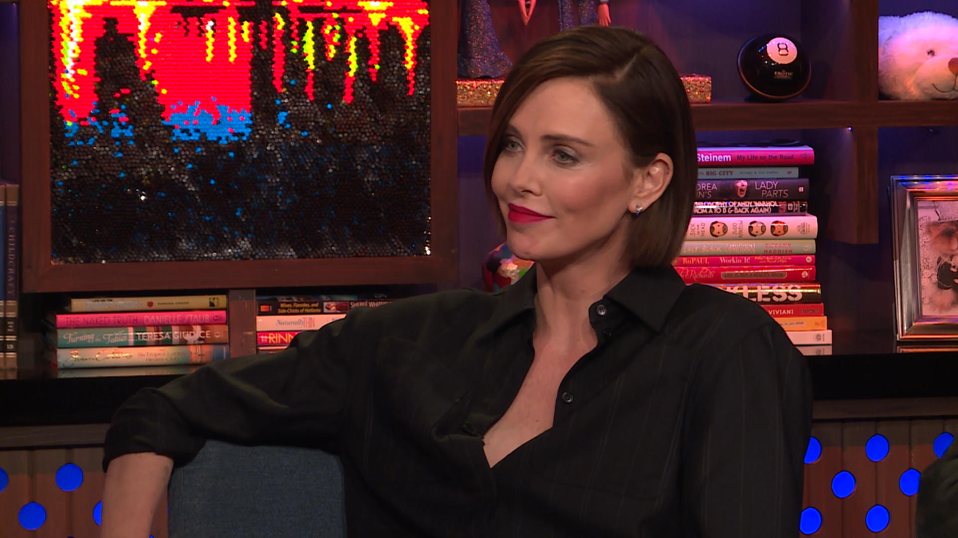Do Charlize Theron and Angelina Jolie Have Beef?