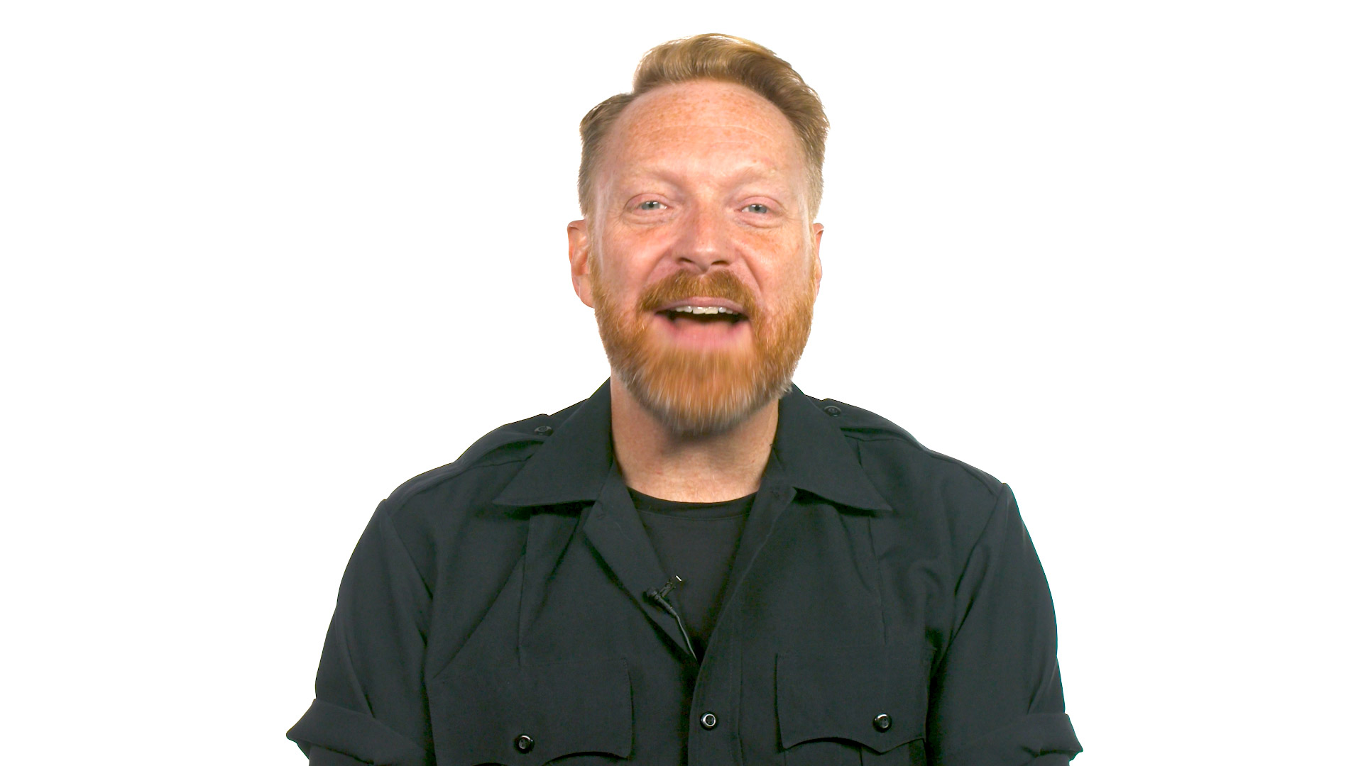 Kevin Allison's First Time Doing Stand Up Comedy