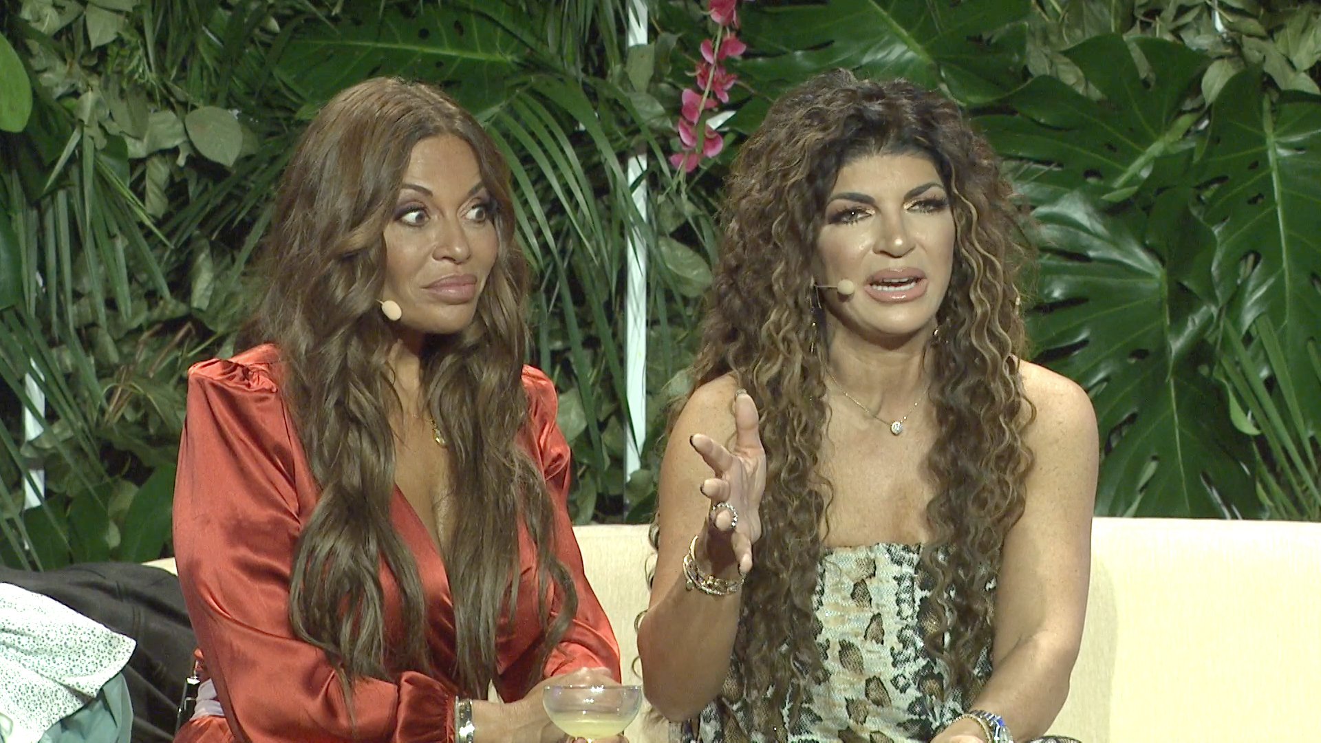 Teresa Giudice doesn't plan to see Joe until the summer