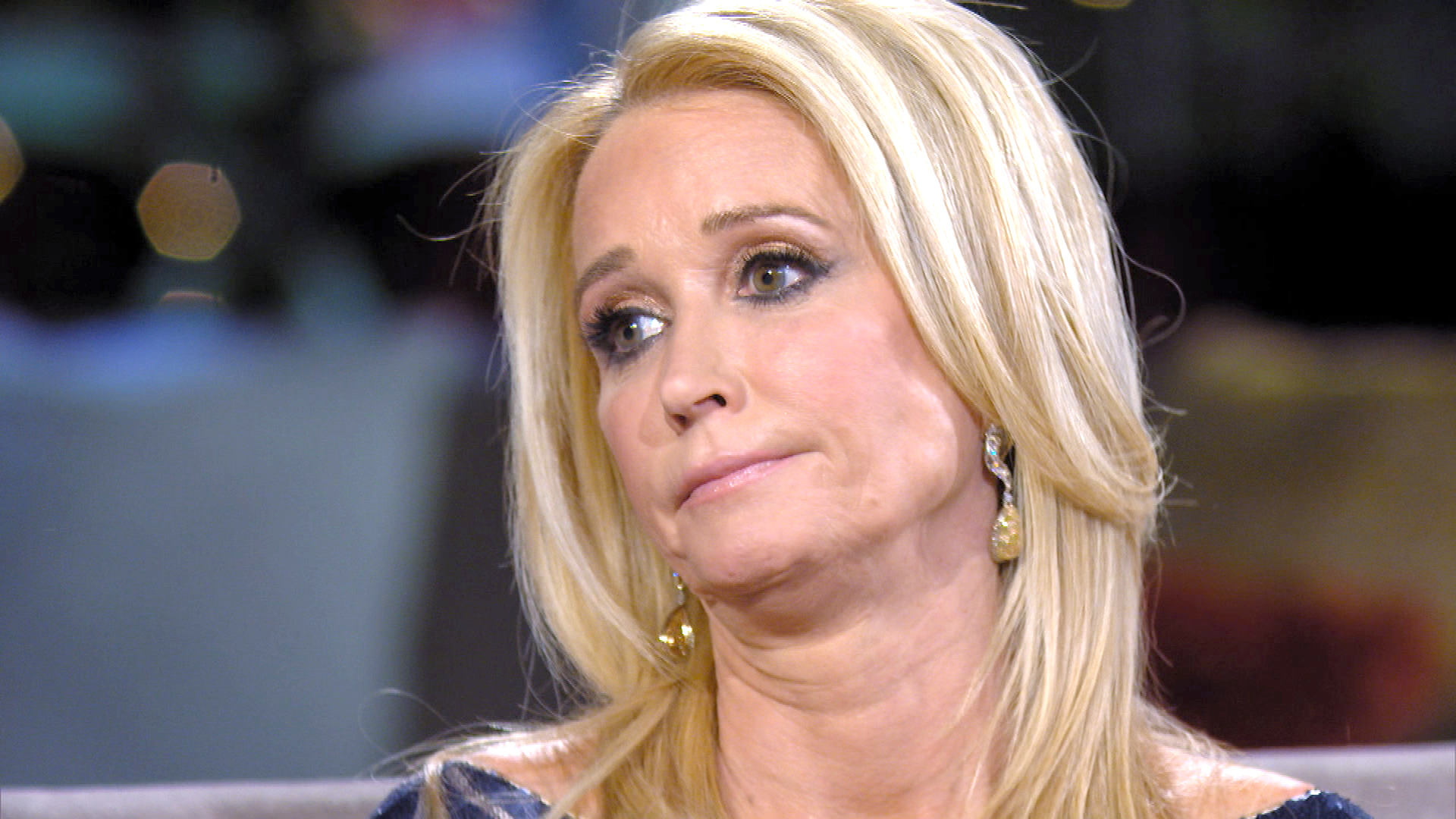 "Kim Richards Calls Ken Todd ""Grumpy"""