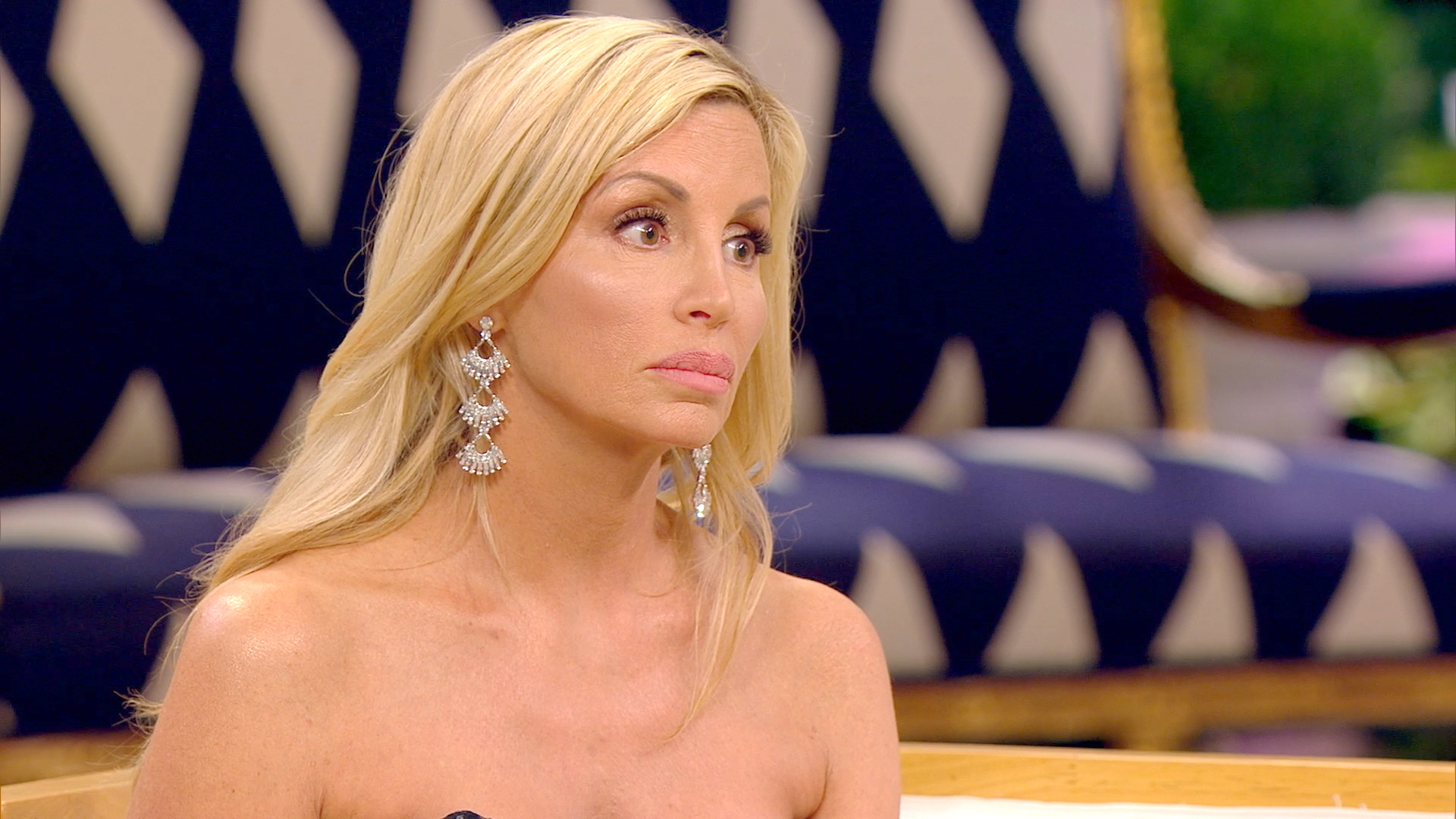 Camille Grammer Tells Denise Richards She Doesn't Like Her