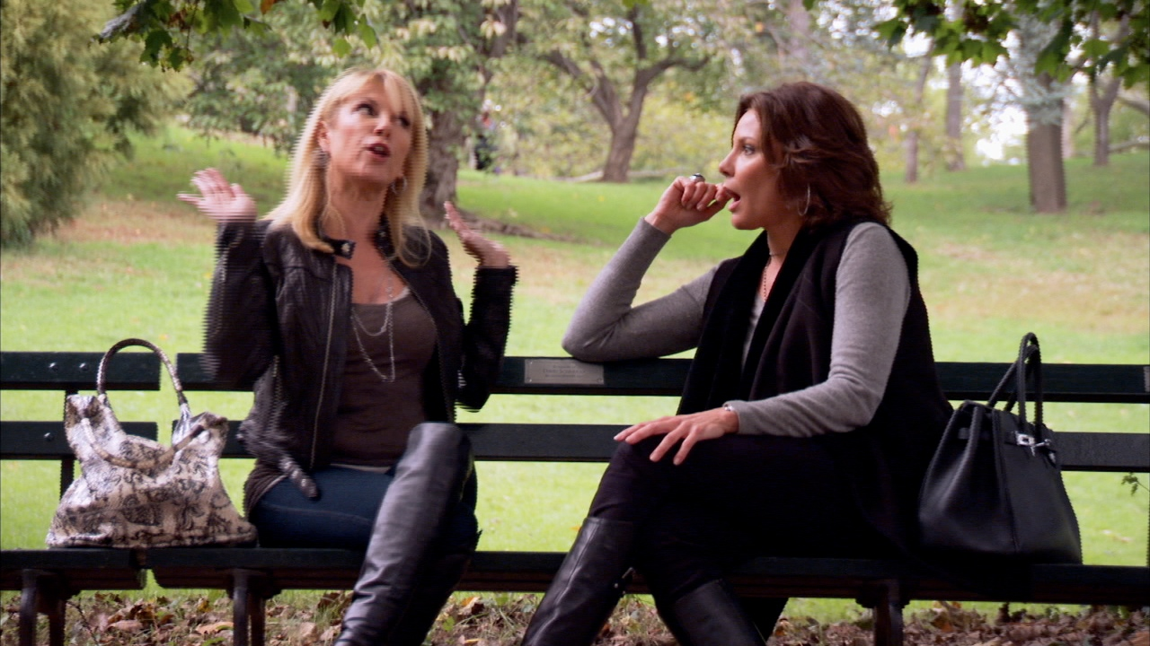 The Blow Out Between LuAnn and Ramona
