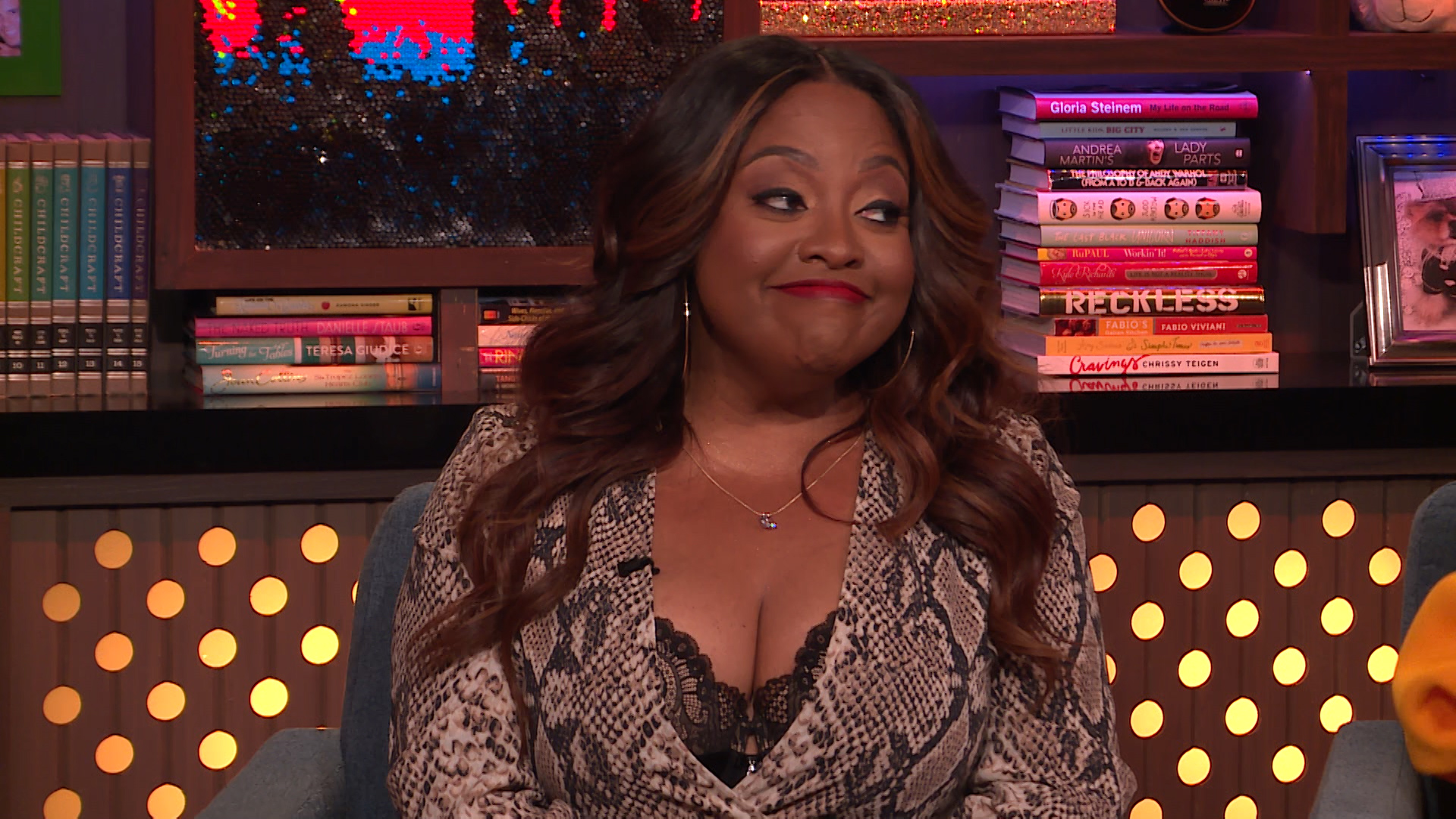 Sherri Shepherd Spills Tea on 'The View' Tell-All