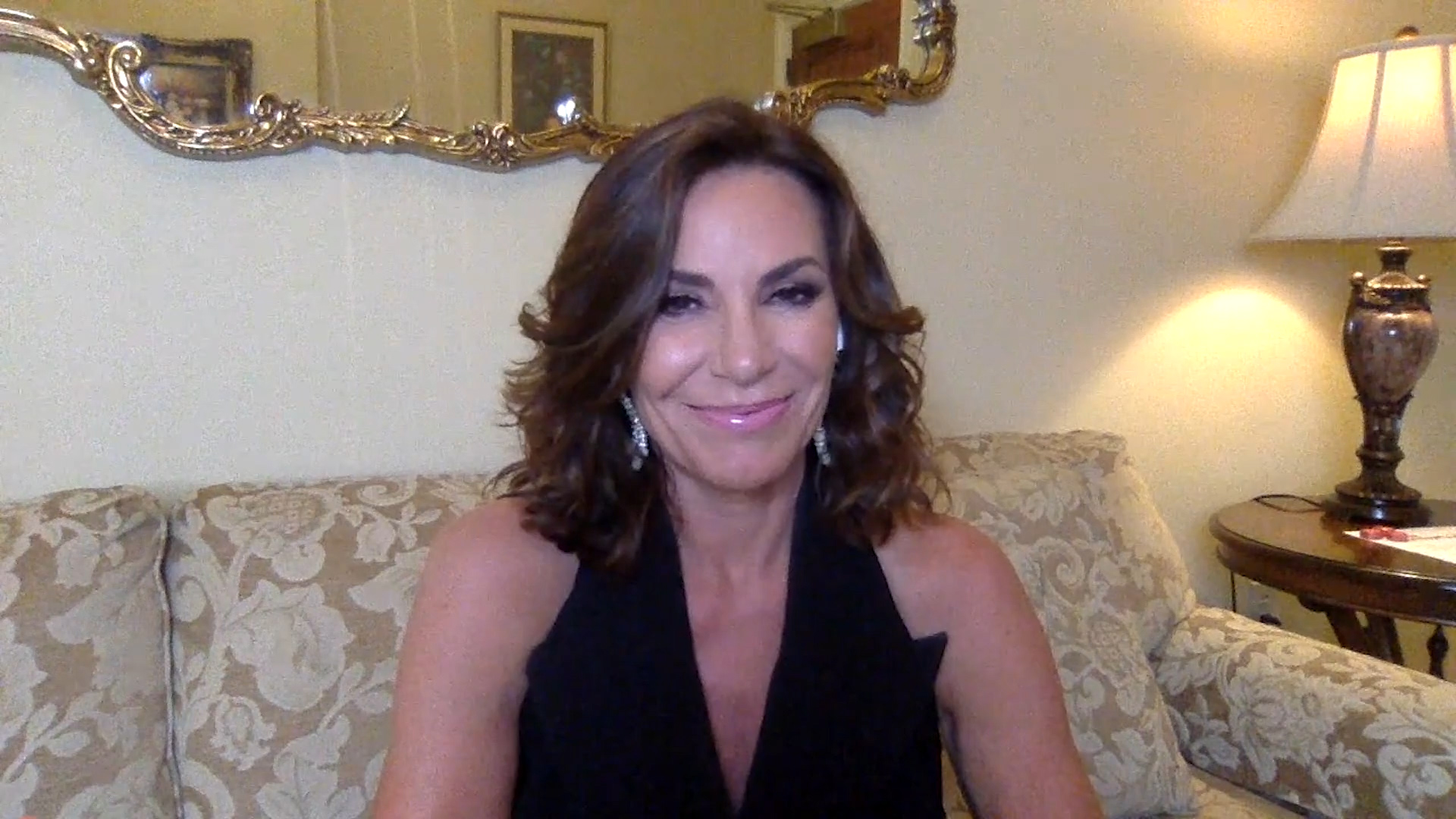 Luann de Lesseps on Her Previous Sobriety