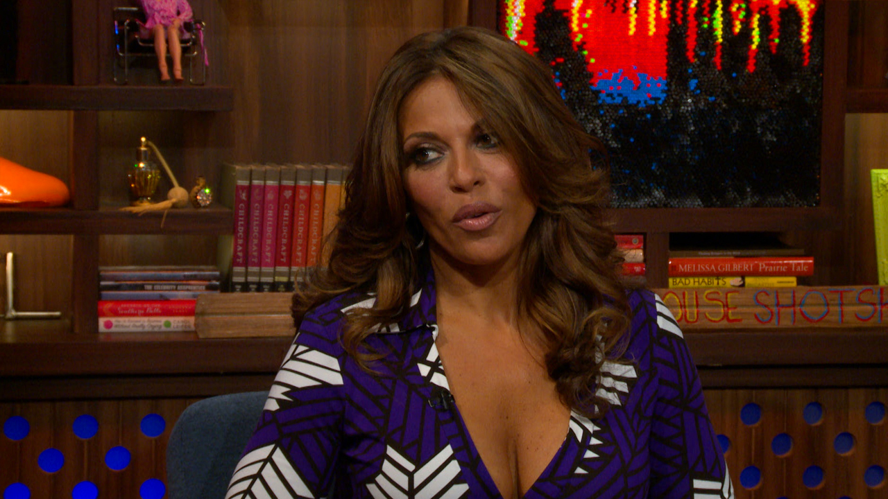 After Show: Dolores on her #RHONJ Friendships