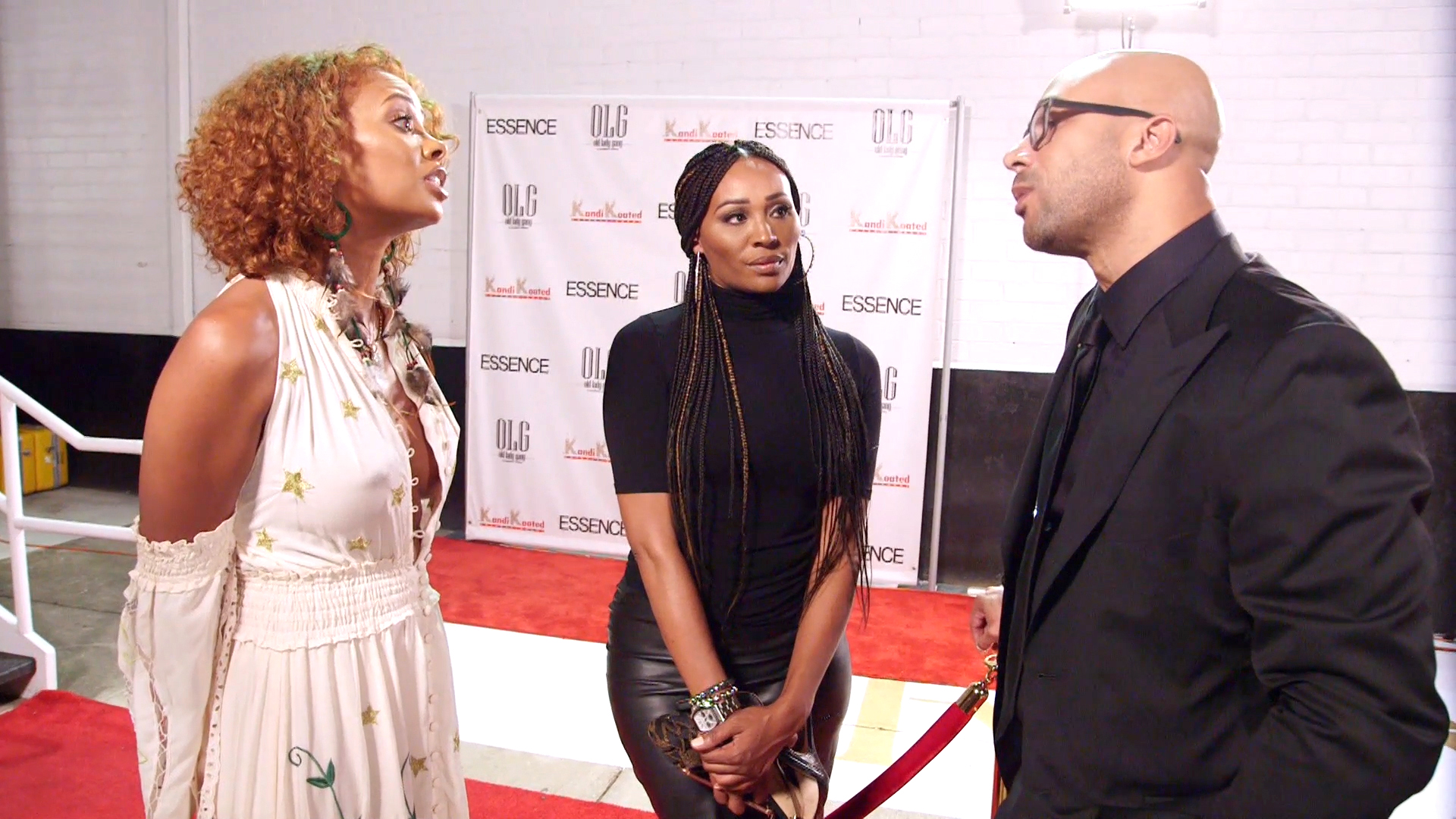 Cynthia Bailey's New Man Gets Caught Lying