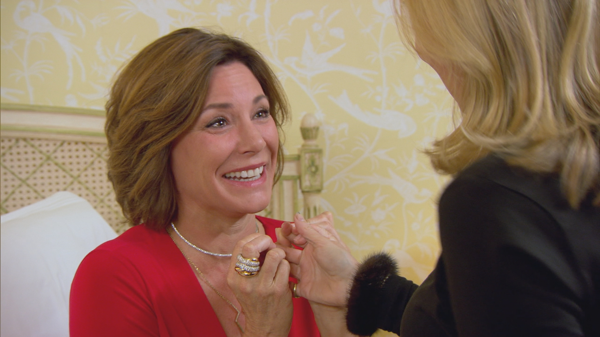 Sonja Morgan Gets a New Houseguest