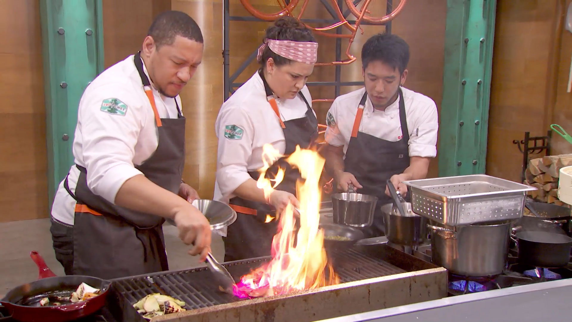 Your First Look at Top Chef Portland!