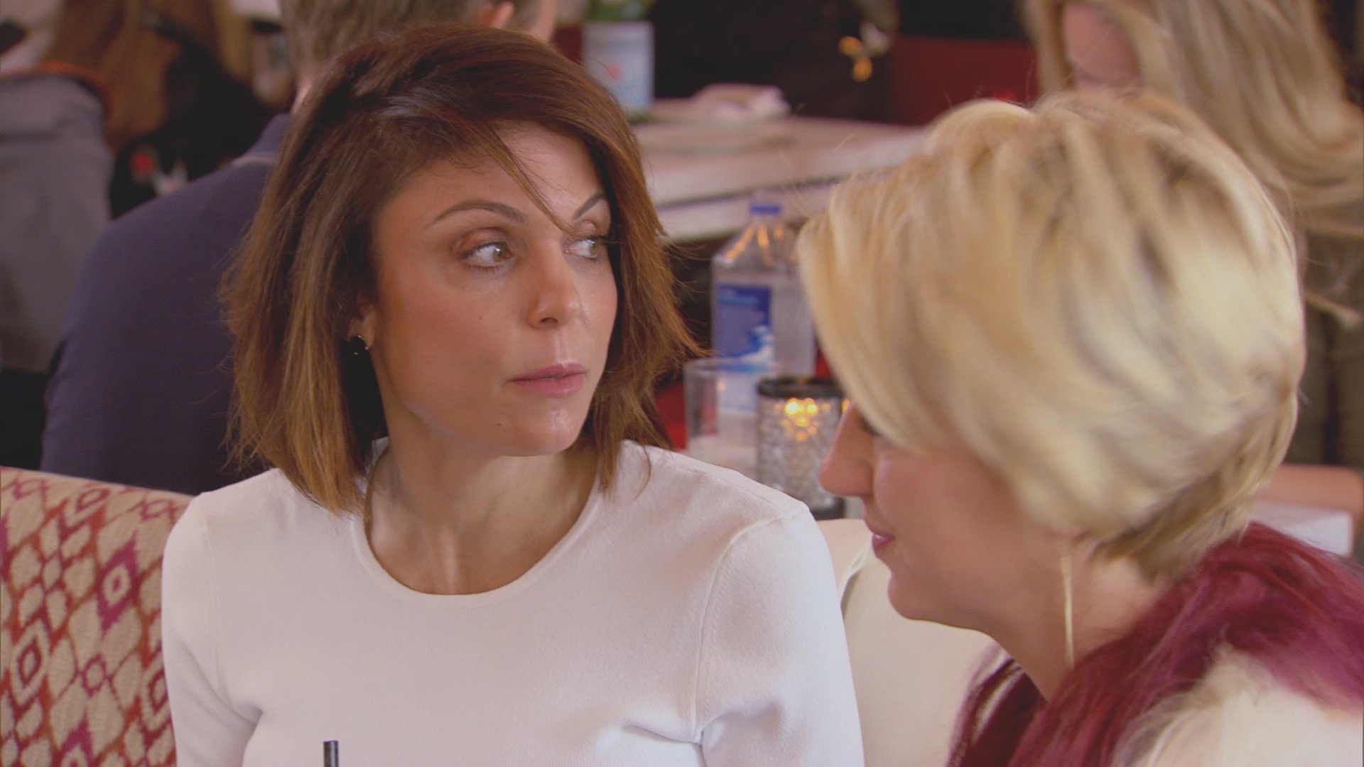 Bethenny Frankel Has Concerns