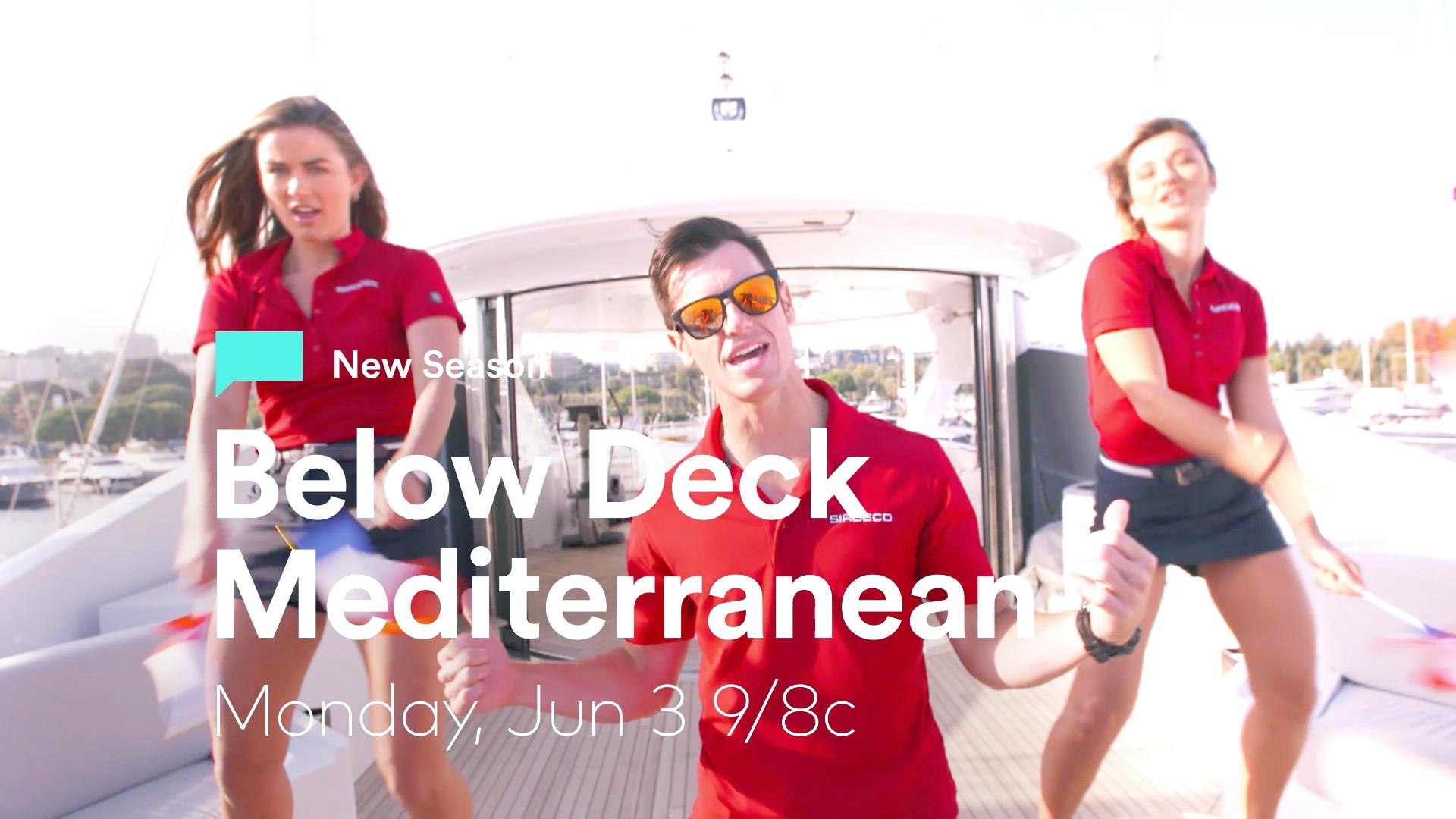 Below Deck Mediterranean Season 4: The Official Rap