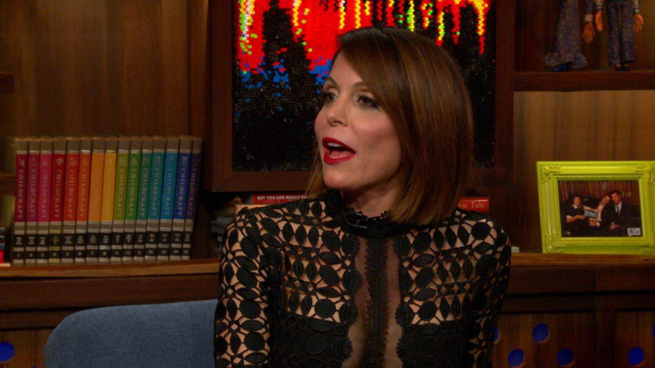 The Status of Bethenny's Divorce