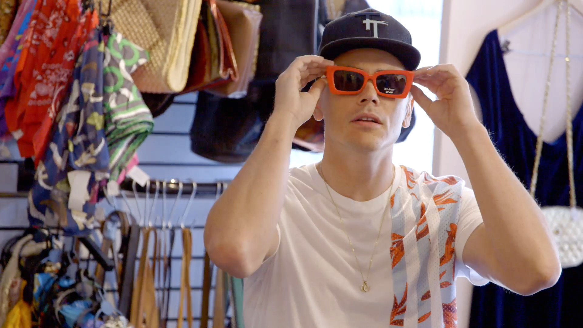 Tom Sandoval Has a Confession to Make