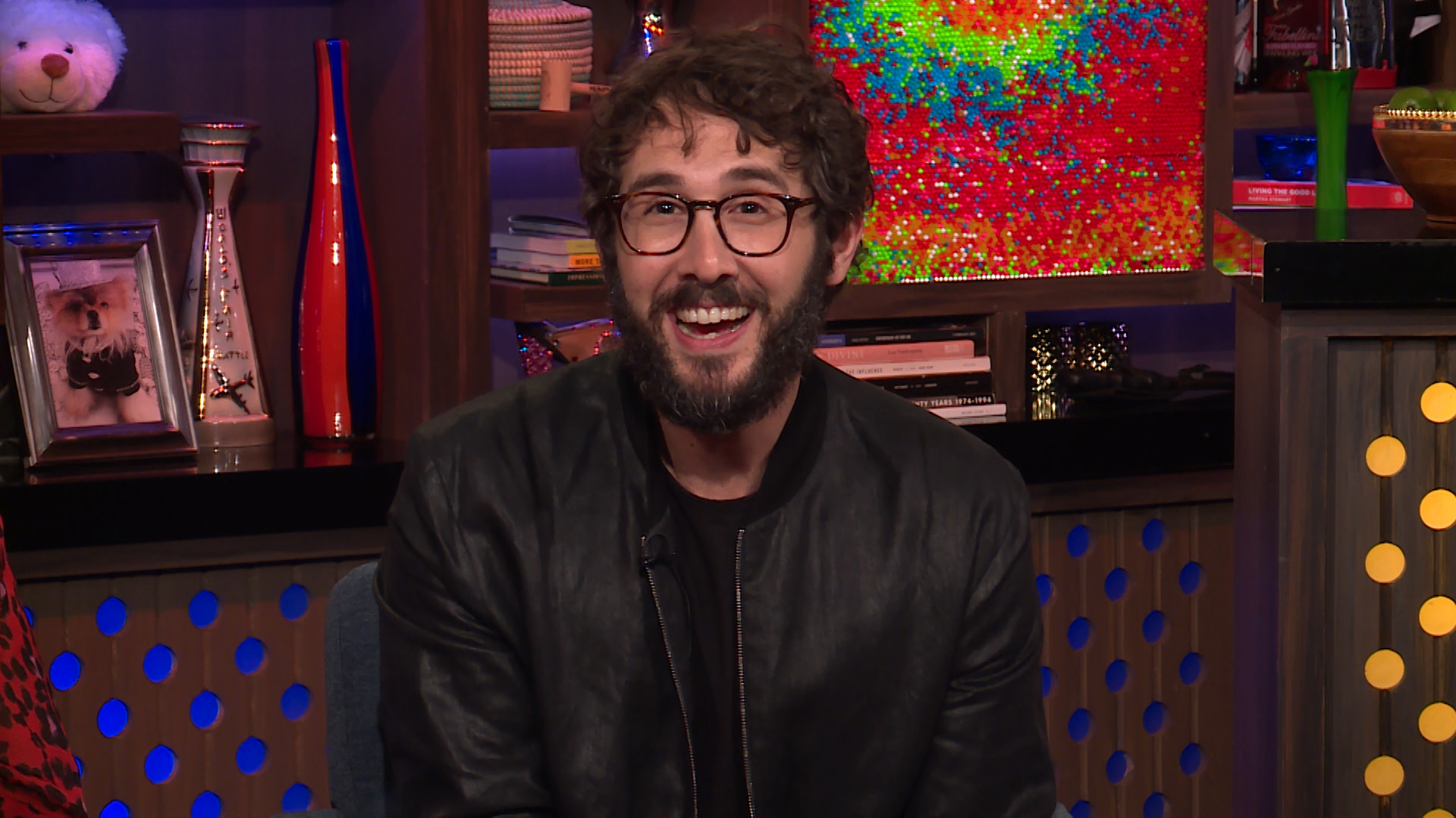 Josh Groban Responds to Katy Perry's Song