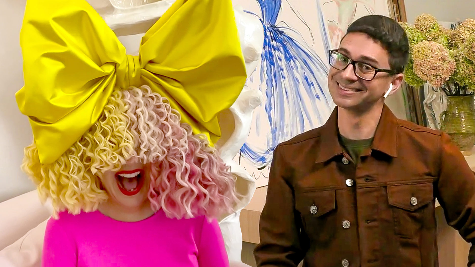 SIA and Christian Siriano Talk Kardashian BFFs and the Reality Stars They Love