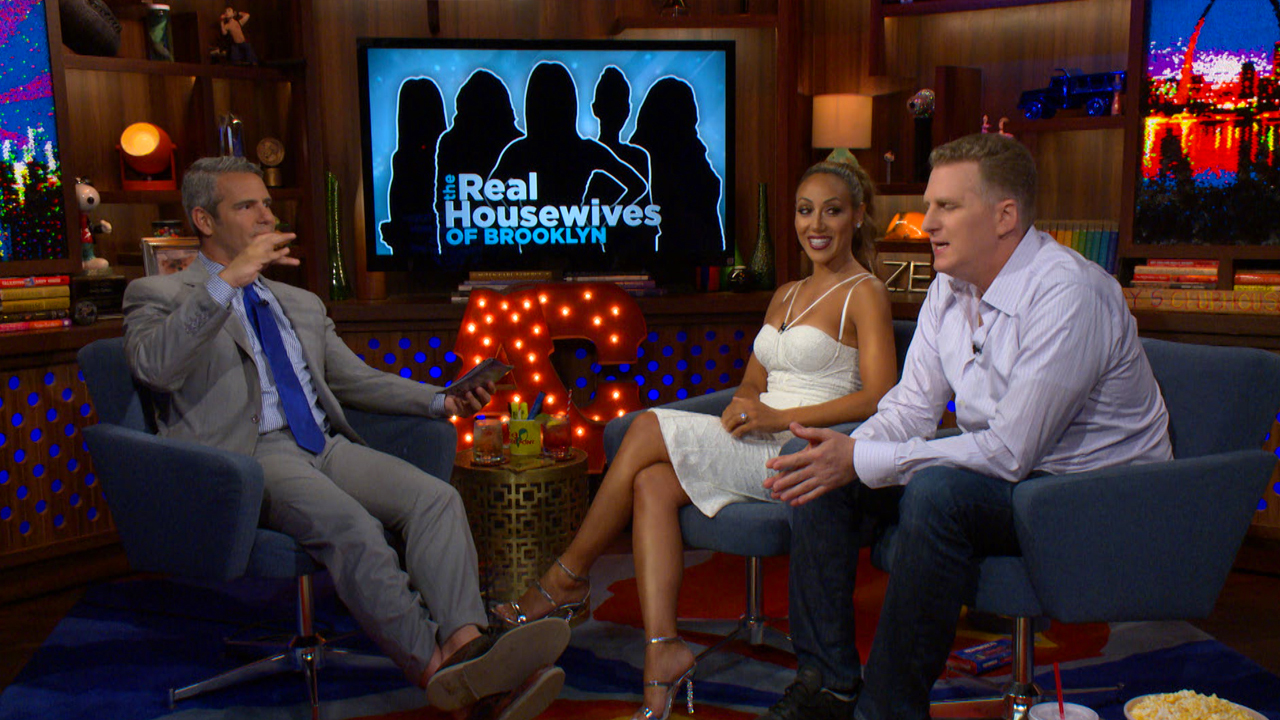 Michael's Dream Brooklyn 'Wives Cast