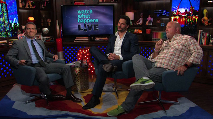 After Show: Joe and Andrew's Stripper Names