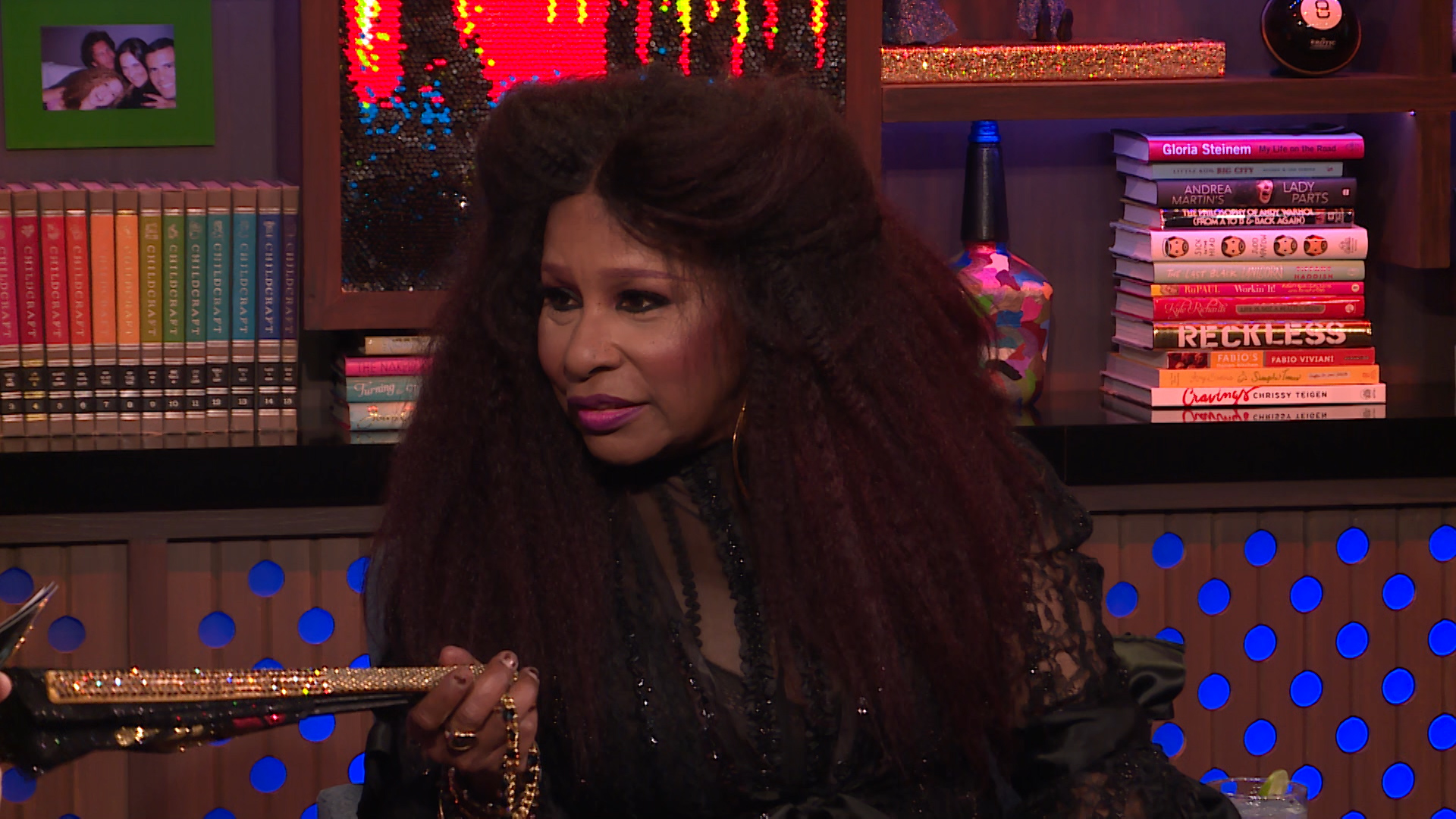 Chaka Khan & Ariana Grande's Collaboration