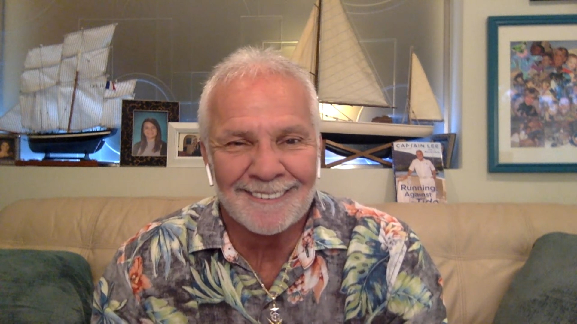 Would Captain Lee Rosbach Work With Rachel Hargrove Again?