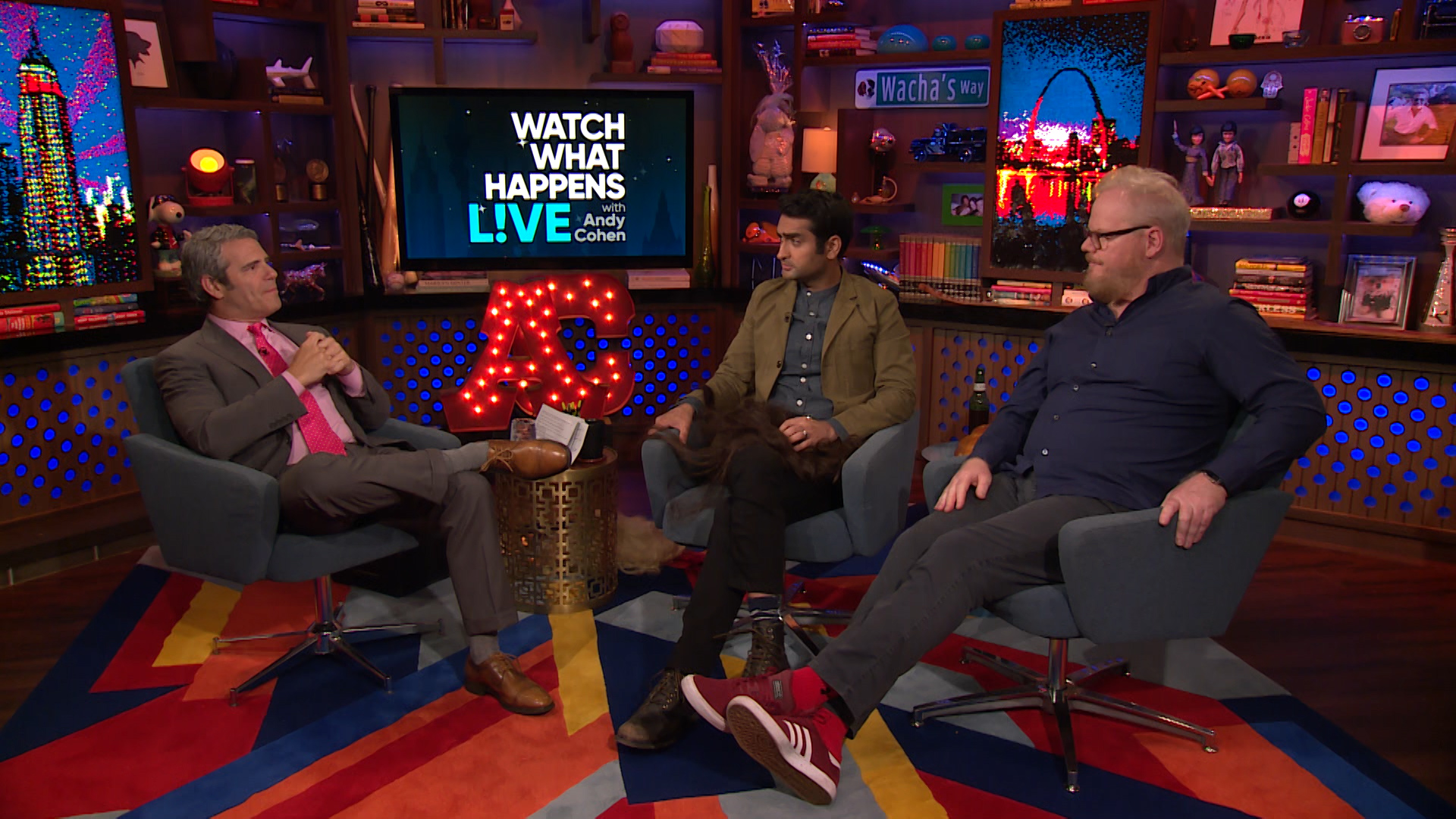 After Show: Kumail Nanjiani & Jim Gaffigan's Taglines
