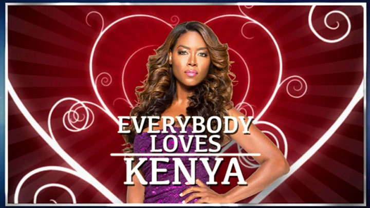 Everybody Loves Kenya Moore