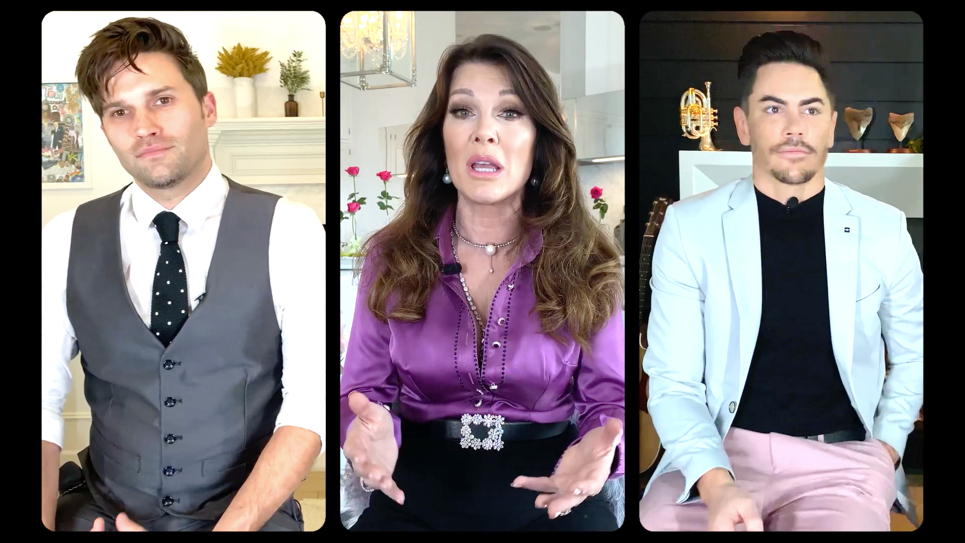 Lisa Vanderpump Shares an Update on the Garden at Tom Tom