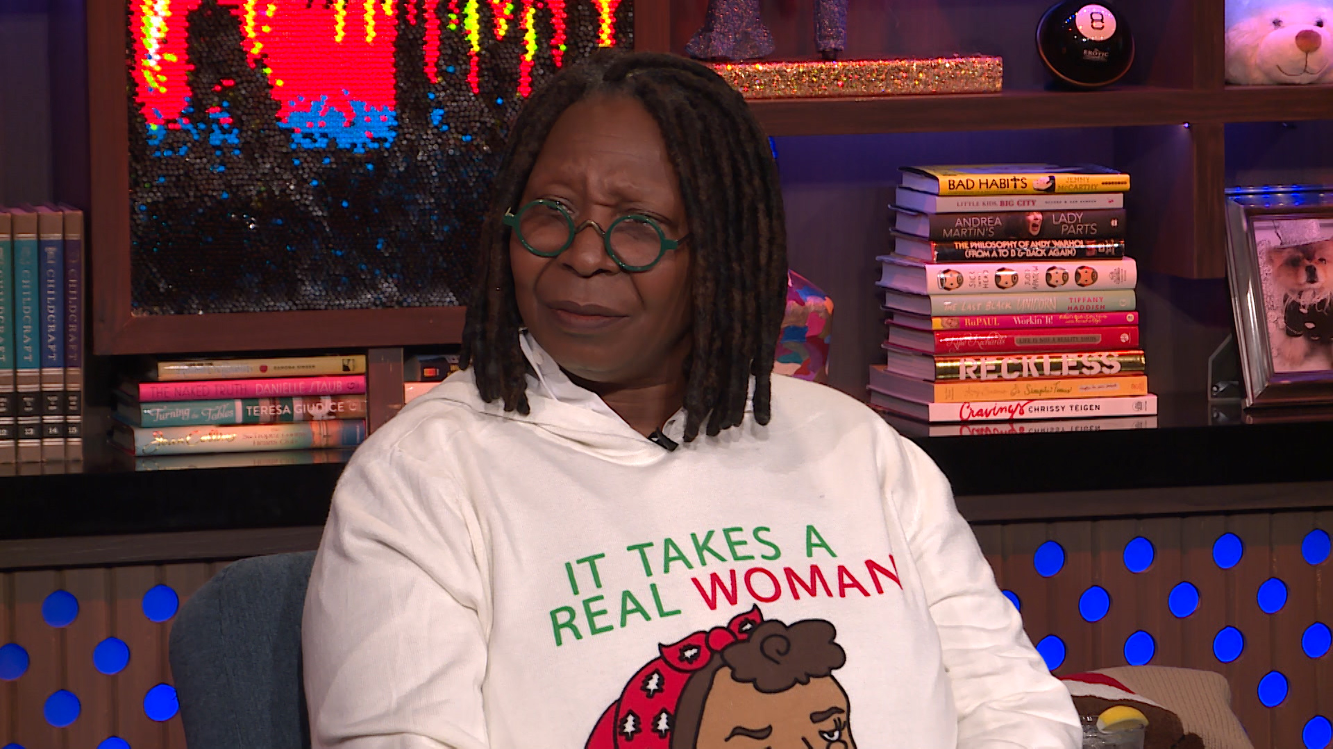 Whoopi Goldberg on Jeanine Pirro's 'The View' Interview