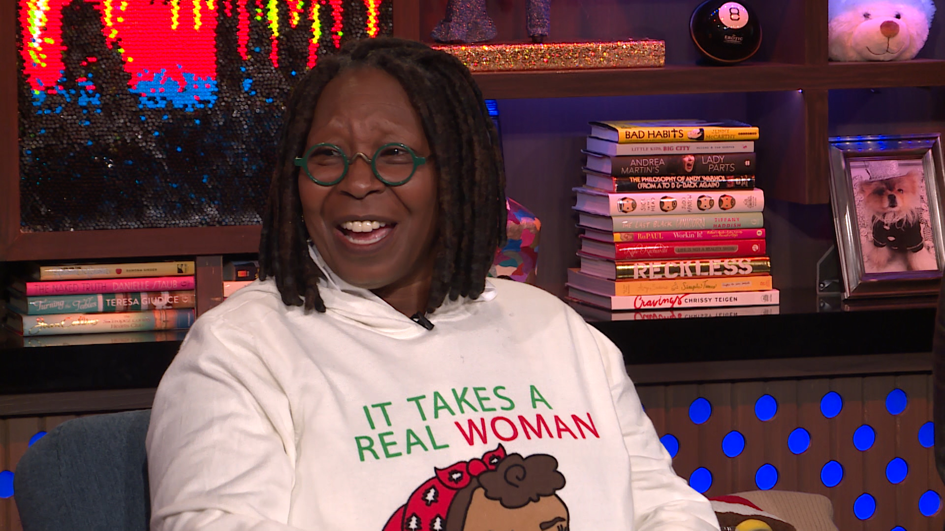 Whoopi Goldberg Really Wants a 'Sister Act 3'