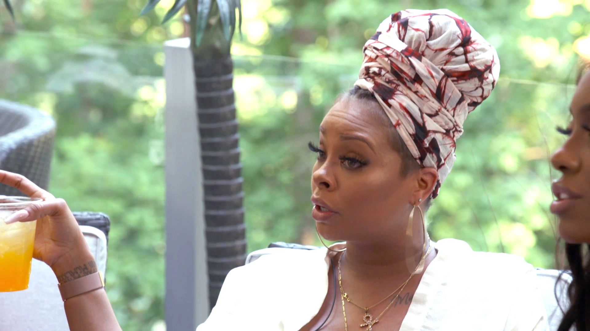 Marlo Hampton and Eva Marcille Have Another Epic Read Off