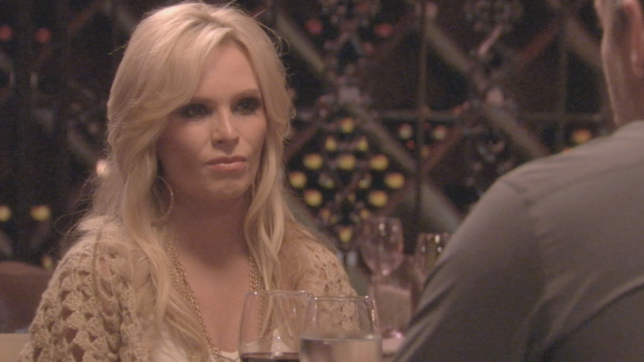 Slade Makes Tamra Nervous