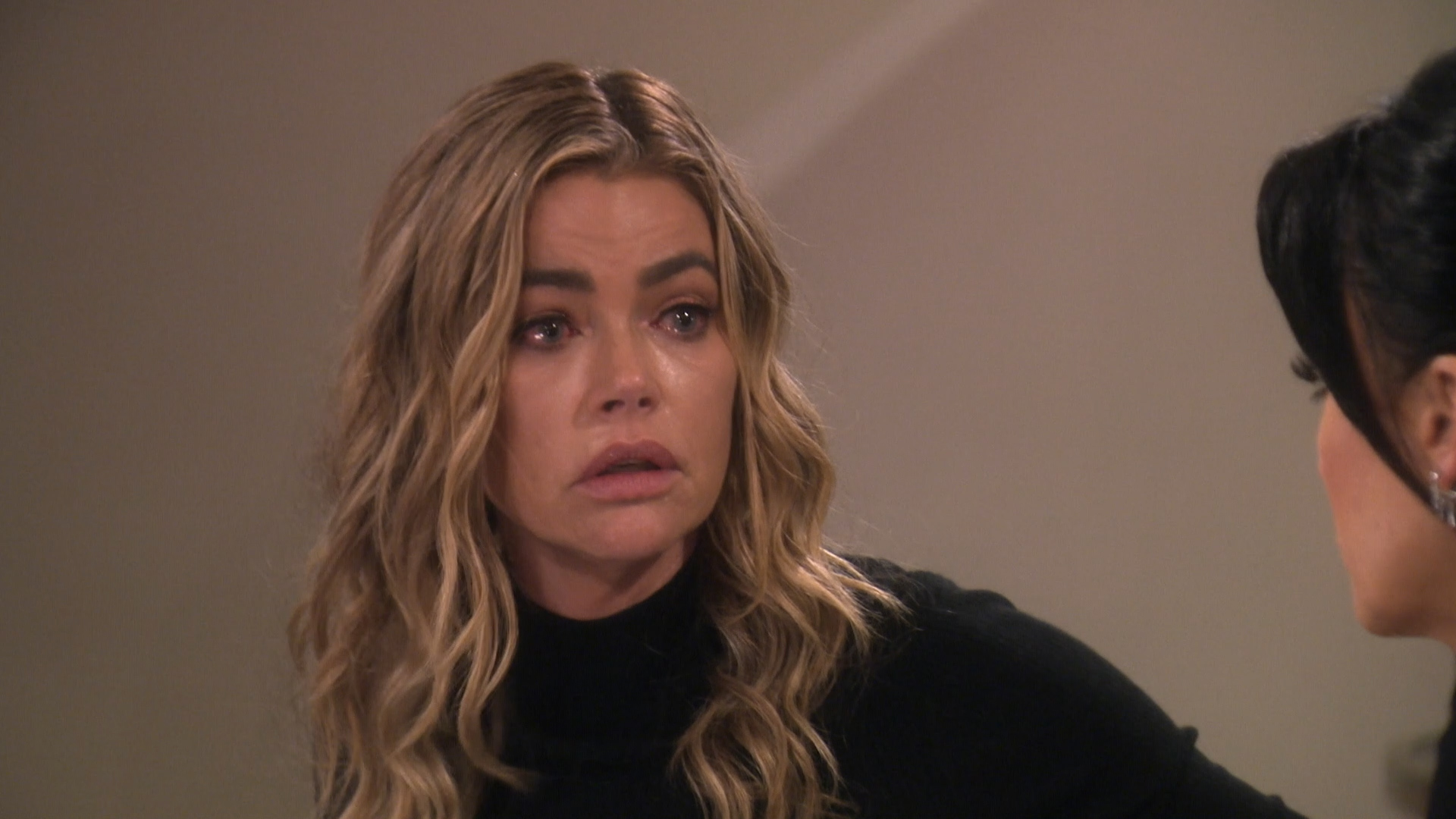 "Denise Richards to Producers: ""Please Do Not Air This"""