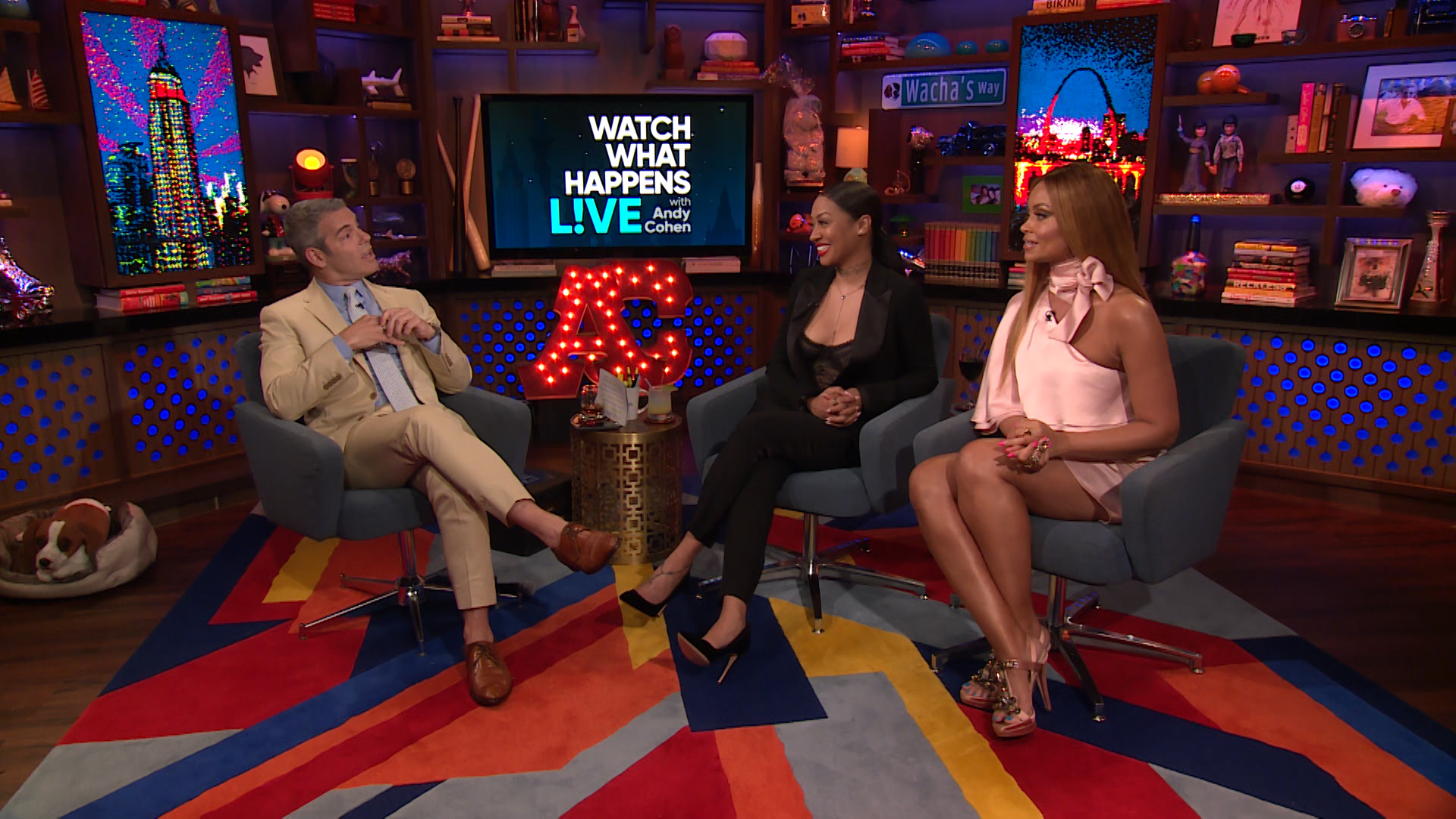 After Show: Gizelle Bryant on Robyn & Juan's Relationship