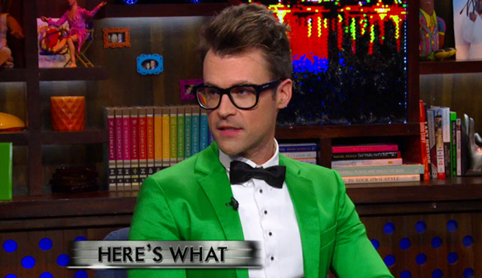 "Brad Goreski: ""Rachel Doesn't Speak to Me"""