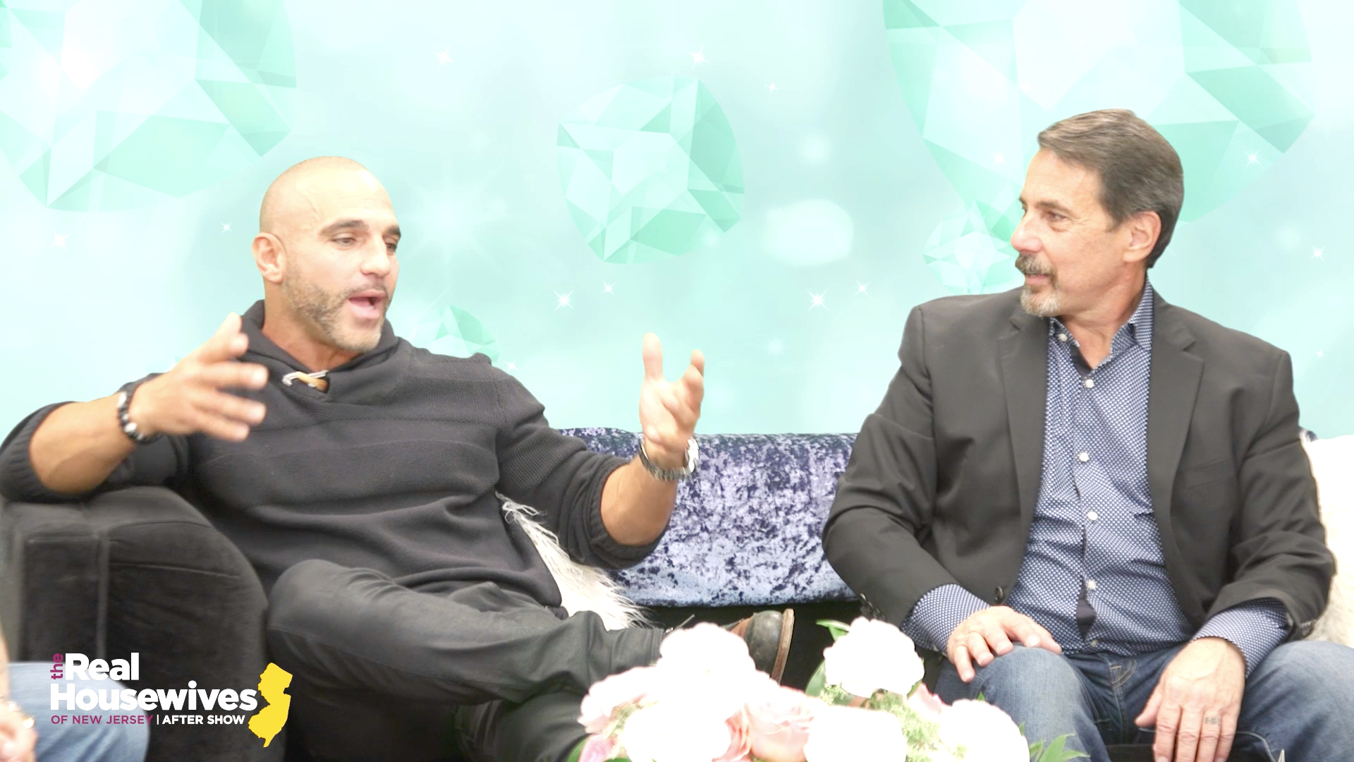 Joe Gorga Had No Faith in Danielle and Marty's Marriage