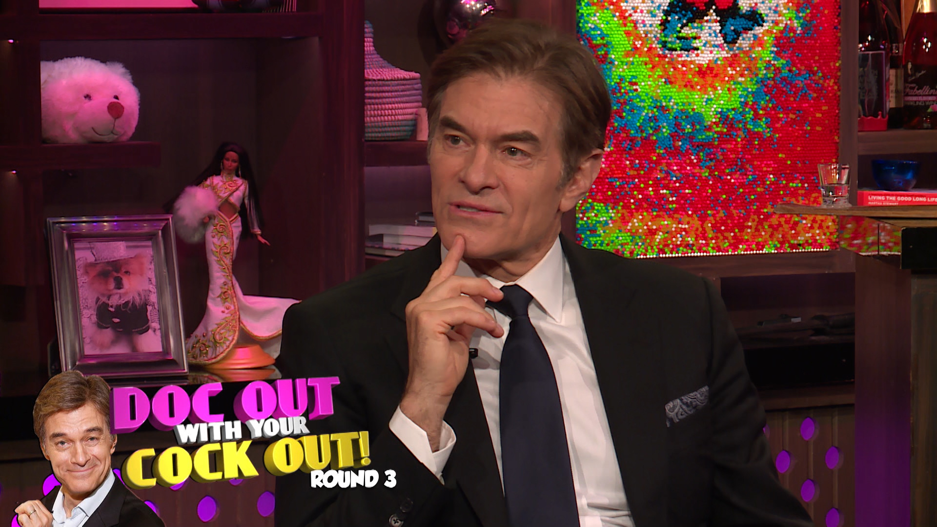 Dr. Oz & Padma Lakshmi Answer Embarrassing Sex Questions
