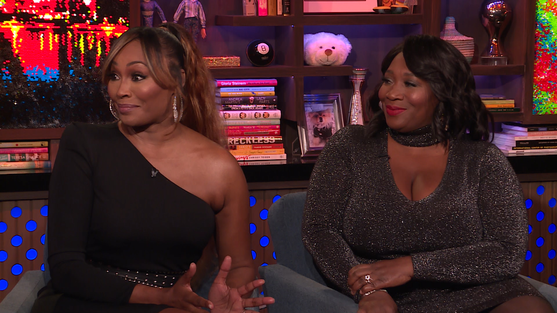 Did Kenya Moore Try to Ruin Cynthia Bailey's Proposal?