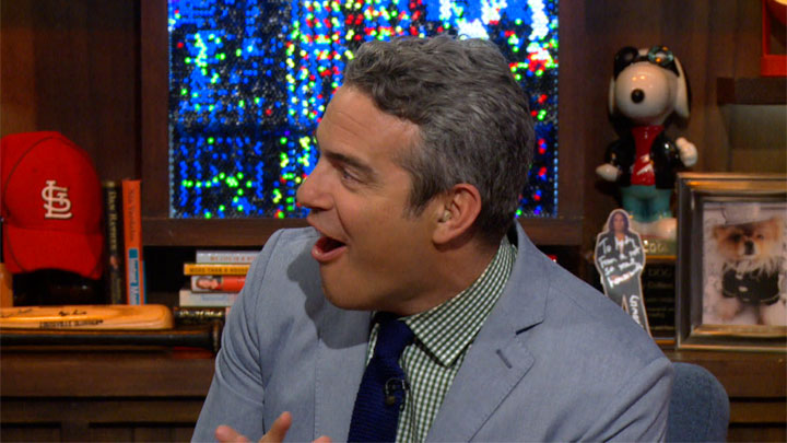 Andy Cohen's Birthday Surprise!