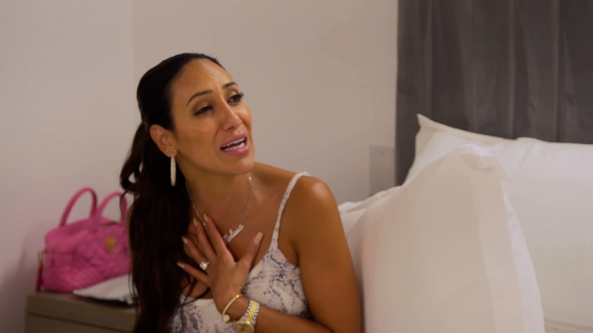 Melissa Gorga Tells Joe Gorga She's the Best He's Gonna Get
